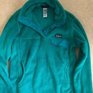 Women's Patagonia Pullover Fleece small